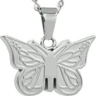 Front image of Butterfly Keepsake (Urn)