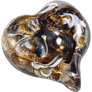 Front image of Glass Heart
