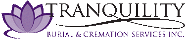 Tranquility Burial and Cremation Services Inc