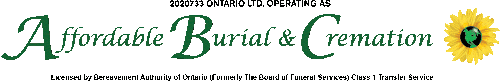 Affordable Burial & Cremation