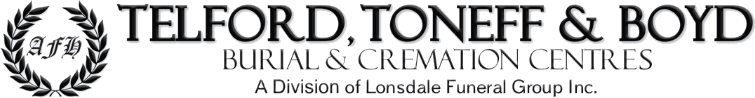 Telford, Toneff & Boyd Burial & Cremation Centres