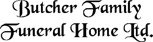 Butcher Family Funeral Home Ltd.