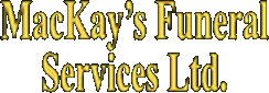 MacKay's Funeral Services Ltd.